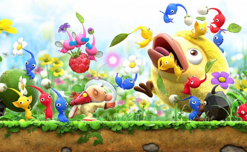 Hey! PIKMIN - Recensione