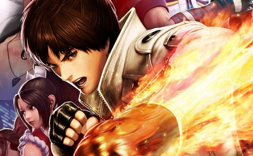 THE KING OF FIGHTERS XIV Special Anniversary Edition