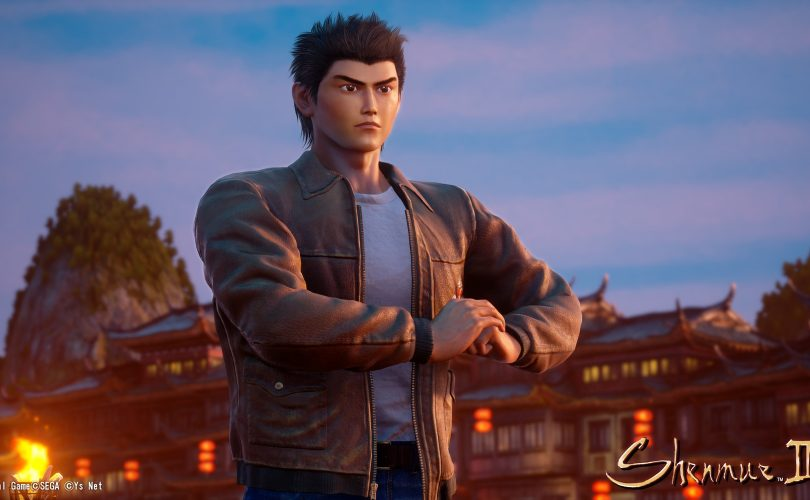 Shenmue III: disponibile il trailer di lancio