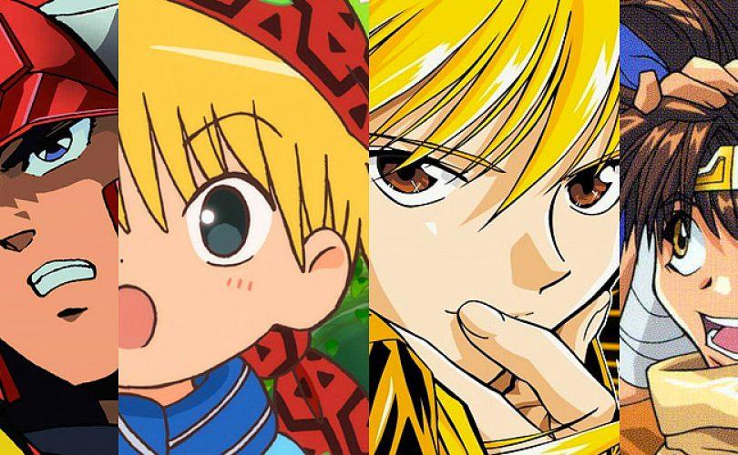 I migliori Anime che ci piacerebbe giocare - Parte 1