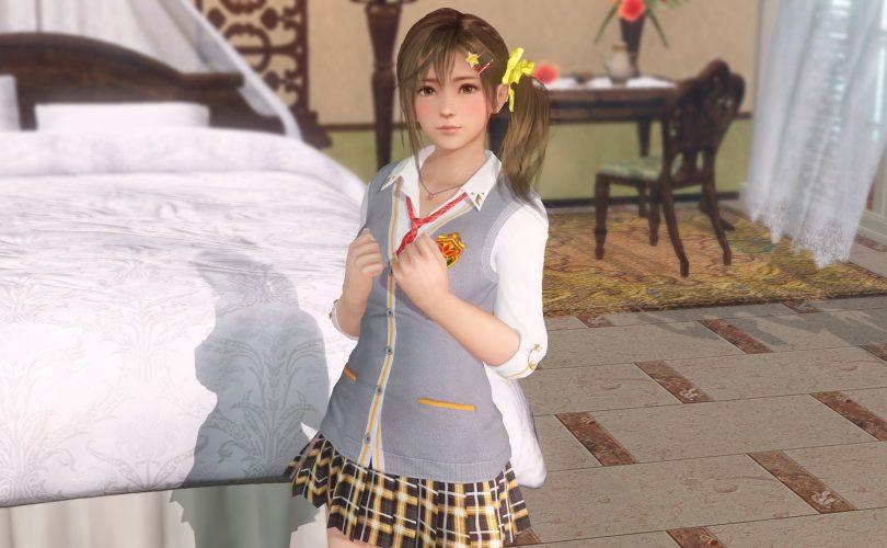DEAD OR ALIVE Xtreme: Venus Vacation celebra con un video il compleanno di Misaki