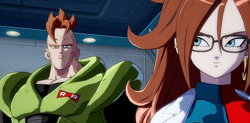 DRAGON BALL FighterZ, Androide 16 e Androide 21