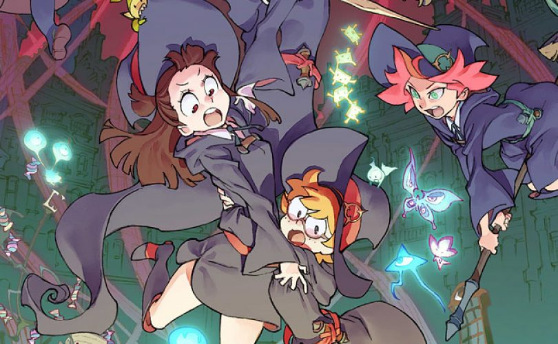 Little Witch Academia - Recensione della serie anime