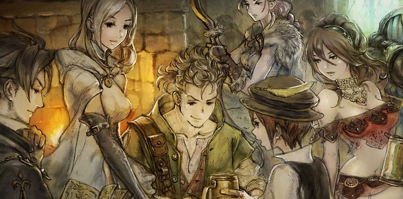 project OCTOPATH TRAVELER - Anteprima