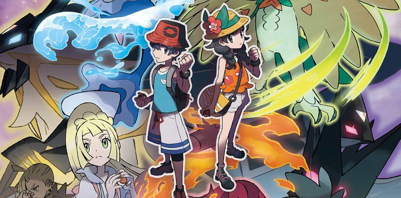 Pokémon Ultrasole e Ultraluna - nuovo trailer