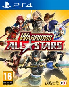 WARRIORS ALL-STARS - Recensione