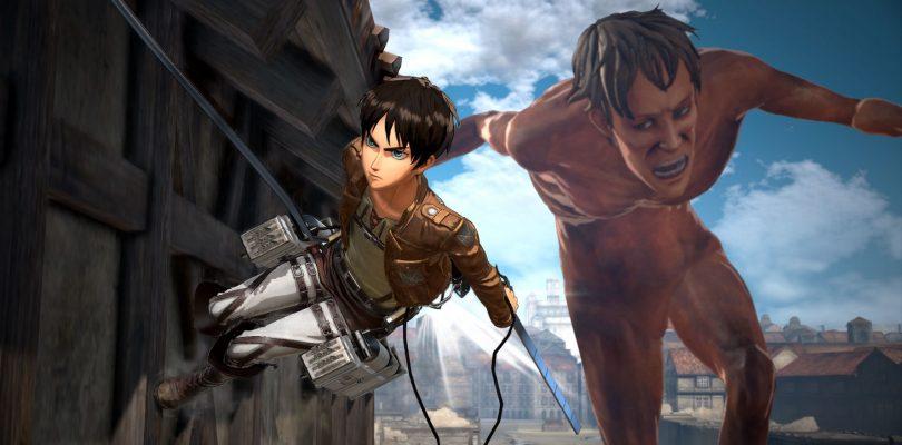 A.O.T. 2: Final Battle, due nuovi trailer di gameplay
