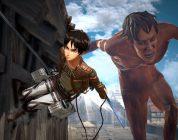 Attack on Titan 2: Final Battle classificato a Taiwan