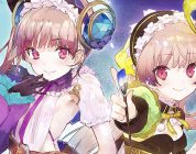 Atelier Lydie & Suelle: The Alchemists and the Mysterious Paintings / boss battle