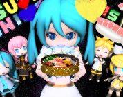 Hatsune Miku: Project DIVA Future Tone – Disponibile il DLC 'Mega Mix Encore Pack 2'