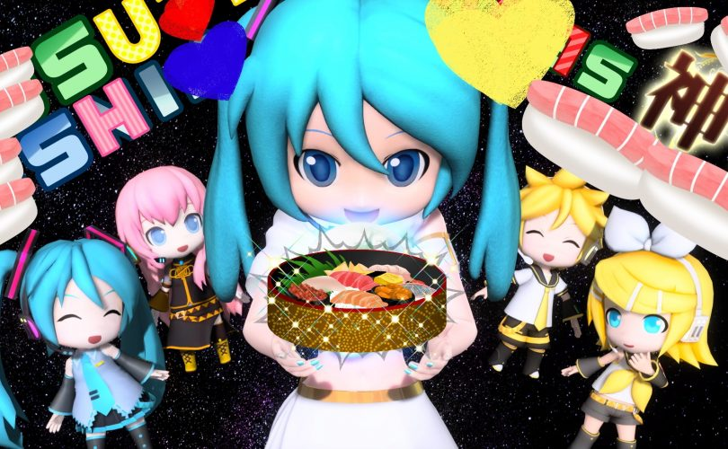 Hatsune Miku: Project DIVA Future Tone – Disponibile il DLC 'Mega Mix Encore Pack 2'