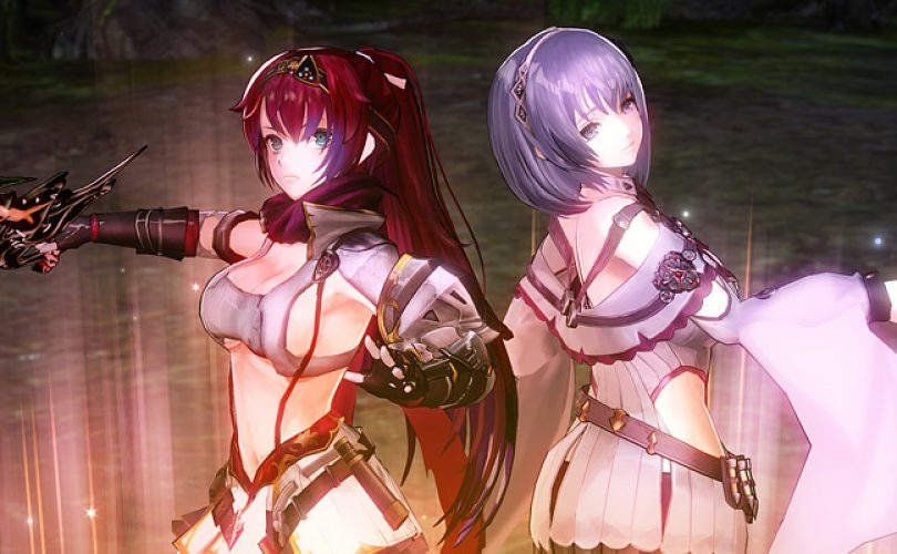 Nights of Azure 2: Bride of the New Moon / side story