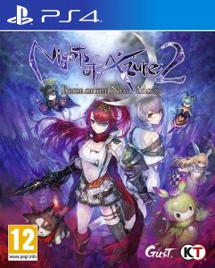 Nights of Azure 2: Bride of the New Moon - Recensione