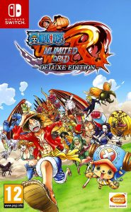 ONE PIECE UNLIMITED WORLD RED - DELUXE EDITION – Recensione