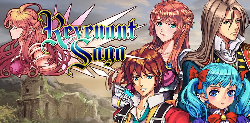Revenant Saga in arrivo su Nintendo Switch