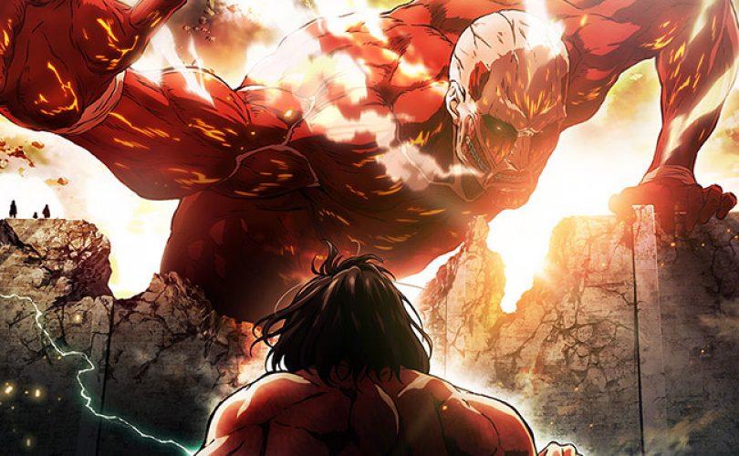 Attack on Titan: Season 2 - Recensione