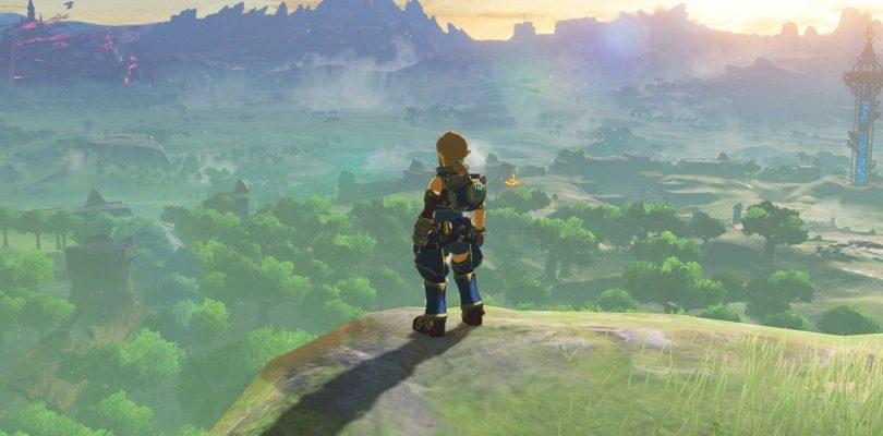 Come trovare l'armatura di Xenoblade 2 in Zelda: Breath of the Wild