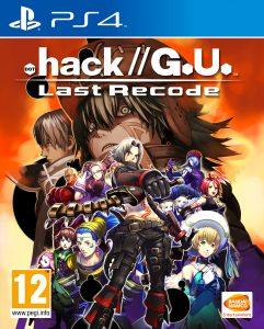 .hack//G.U. Last Recode - Recensione
