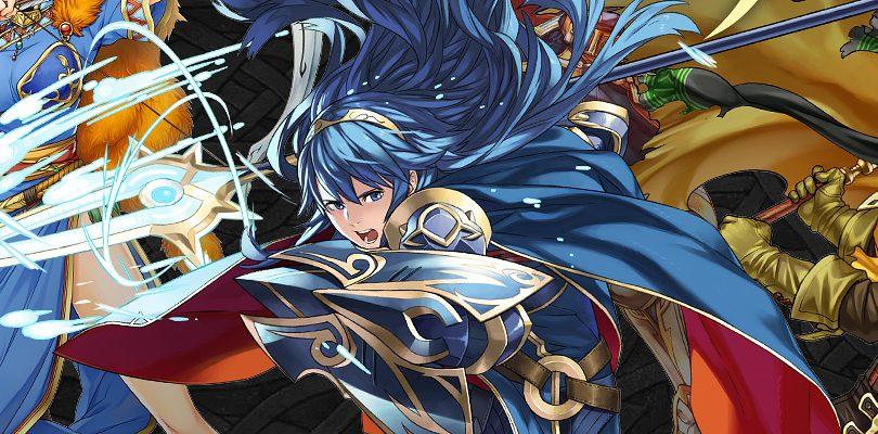 Fire Emblem Heroes / Tharja / Takumi