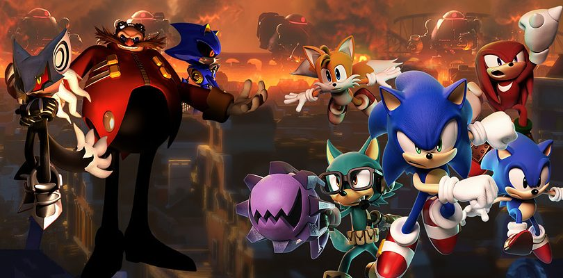 SONIC FORCES - Recensione