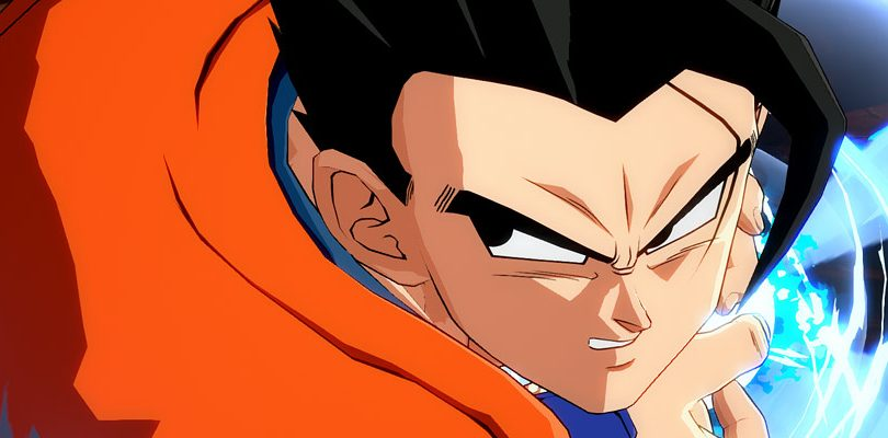 DRAGON BALL FighterZ - Gohan adulto