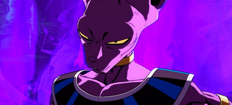 DRAGON BALL FighterZ - Lord Beerus