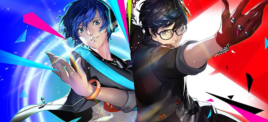 Persona 3: Dancing Moon Night | Persona 5: Dancing Star Night / opening