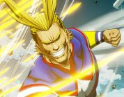 My Hero Academia: One's Justice accoglie il potente All Might