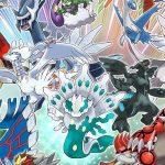 Pokémon: un 2018 all'insegna delle leggende