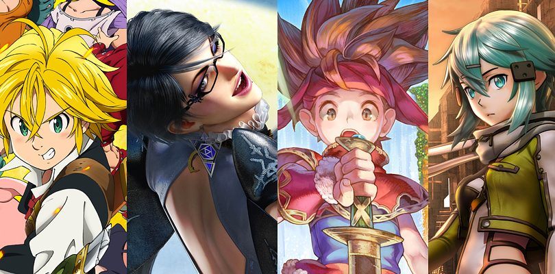Videogiochi giapponesi in uscita: febbraio 2018
