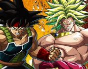 DRAGON BALL FighterZ - Broly e Bardack
