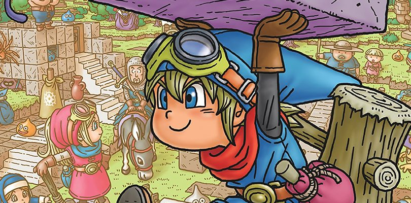 DRAGON QUEST BUILDERS per Nintendo Switch - Recensione
