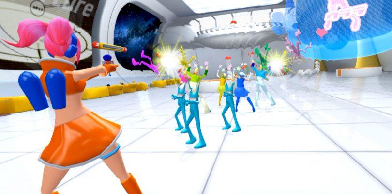 Space Channel 5 VR: Arakata Dancing Show