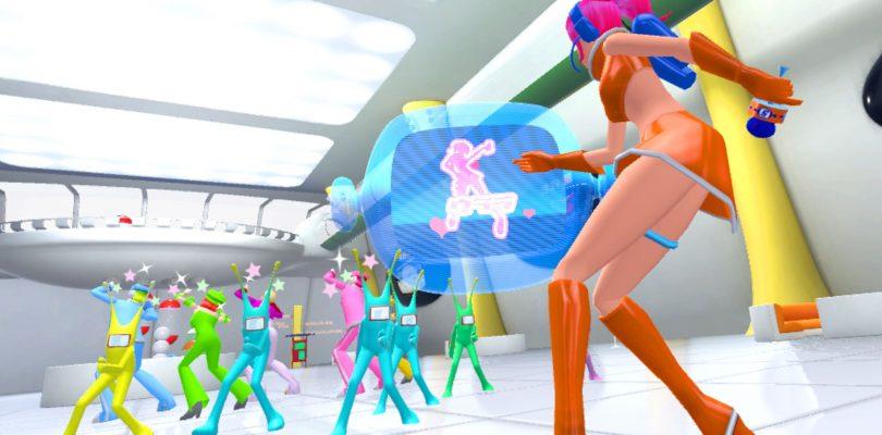 Space Channel 5 VR: Kinda Funky News Flash! annunciata la collaborazione con Hatsune Miku