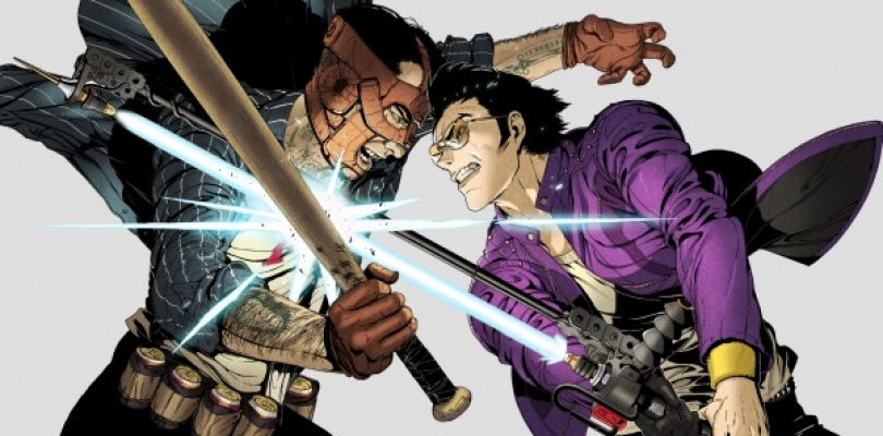 Travis Strikes Again: No More Heroes / Coffee and Doughnuts