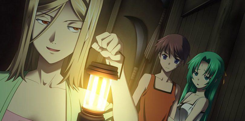 Higurashi no Naku Koro ni Hou è in arrivo anche su PS4