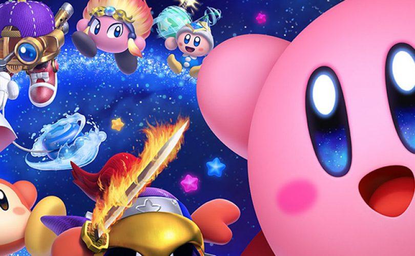 Kirby Star Allies - Recensione / Adeleine / Daroach