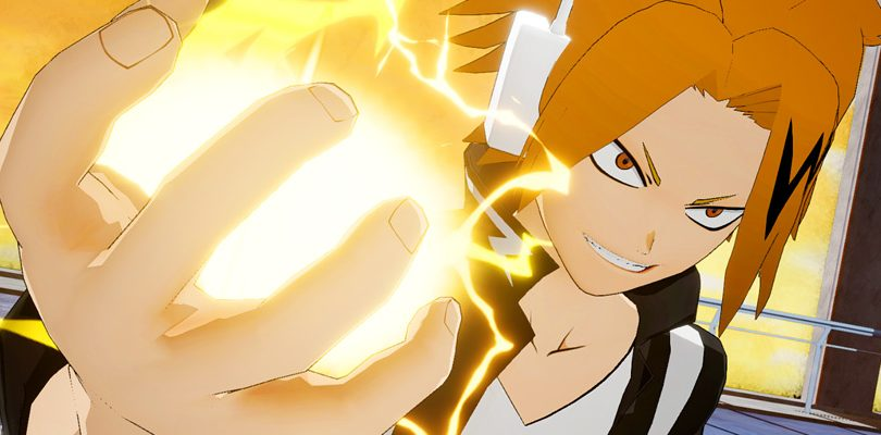 My Hero Academia: One's Justice - Tsuyu, Denki e Momo
