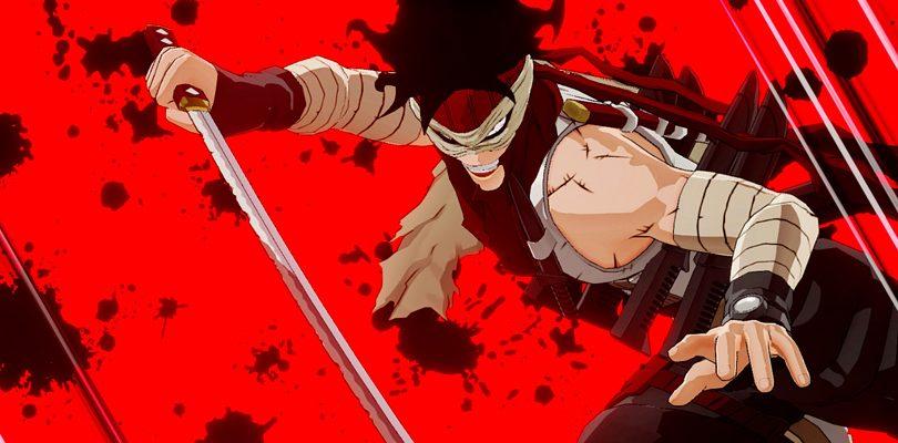 My Hero Academia - Stain e Shota Aizawa