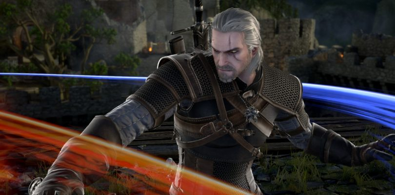 SoulCalibur VI: gameplay per la guest star Geralt di Rivia