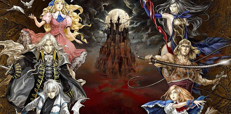 Castlevania: Grimoire of Souls annunciato per dispositivi iOS