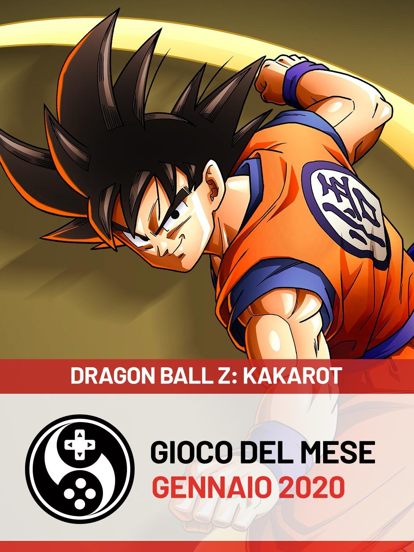 Gioco del mese di gennaio 2020 - DRAGON BALL Z: KAKAROT