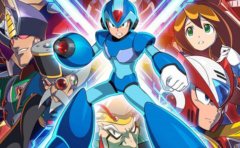 Mega Man X Legacy Collection 1 e 2: rivelata la data di uscita giapponese