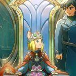 Ni no Kuni II: il destino comune di Evan e Roland