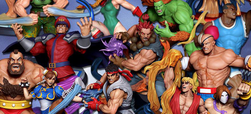 street fighter the miniatures game how to play