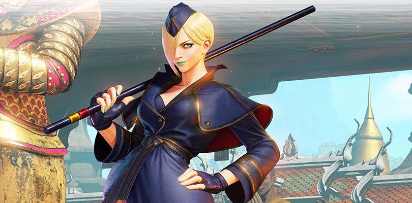 STREET FIGHTER V: Arcade Edition – Data di rilascio per Falke