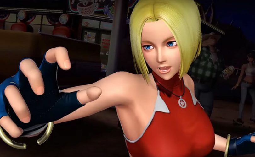 THE KING OF FIGHTERS XIV: Blue Mary è il quarto personaggio DLC
