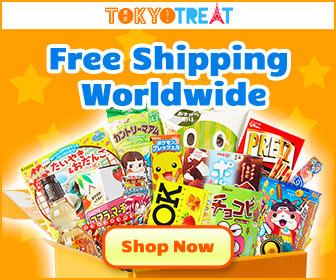 Tokyo Treat - Dolci e snack giapponesi