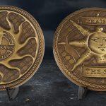 Warrior of the Sunlight's Grail - Praise the Sun