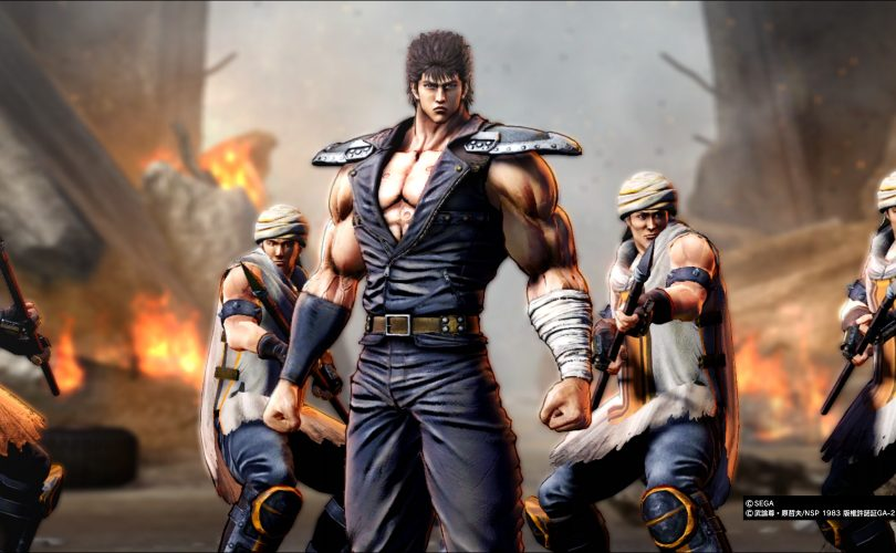 Fist of the North Star: Lost Paradise – Video di gameplay per la versione localizzata